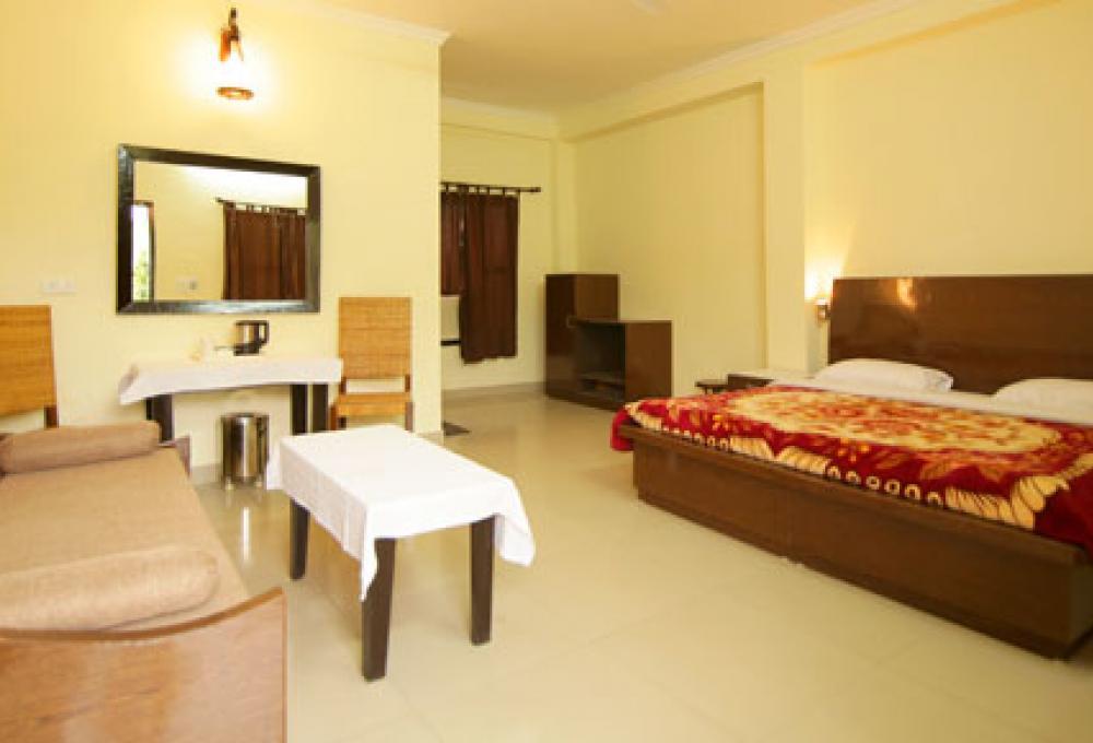 Super Deluxe Room Ashoka's Tiger Trail Resort