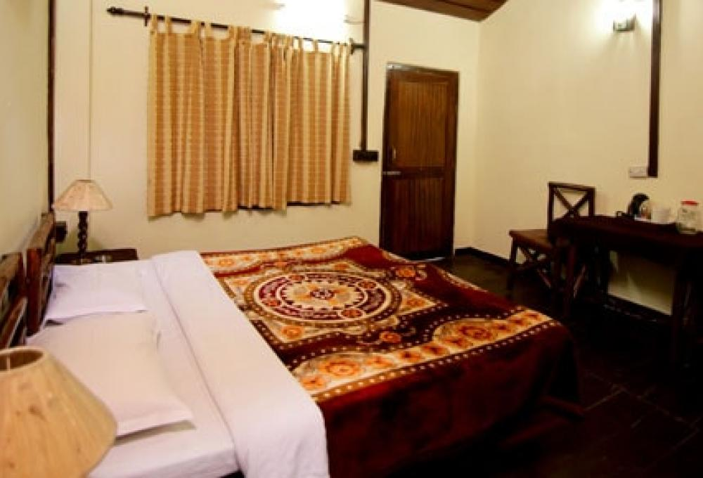 Tiger Den Room Ashoka's Tiger Trail Resort