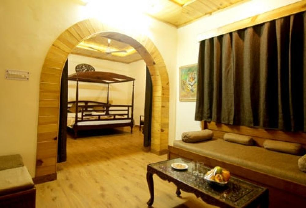 Victorian Cottage Ashoka's Tiger Trail Resort