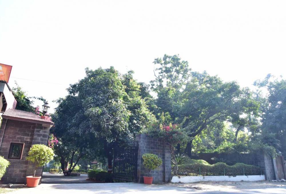 Jungle Leela Resort In Jim Corbett