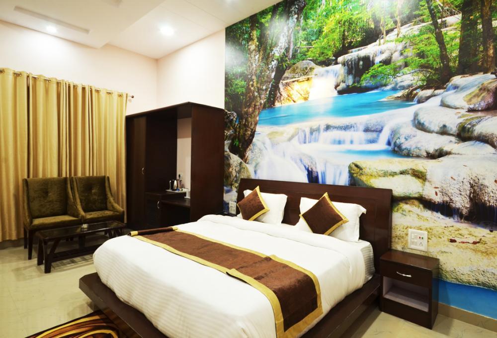 De Floresta Resort In Corbett