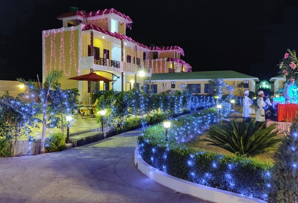 D Resort in Corbett