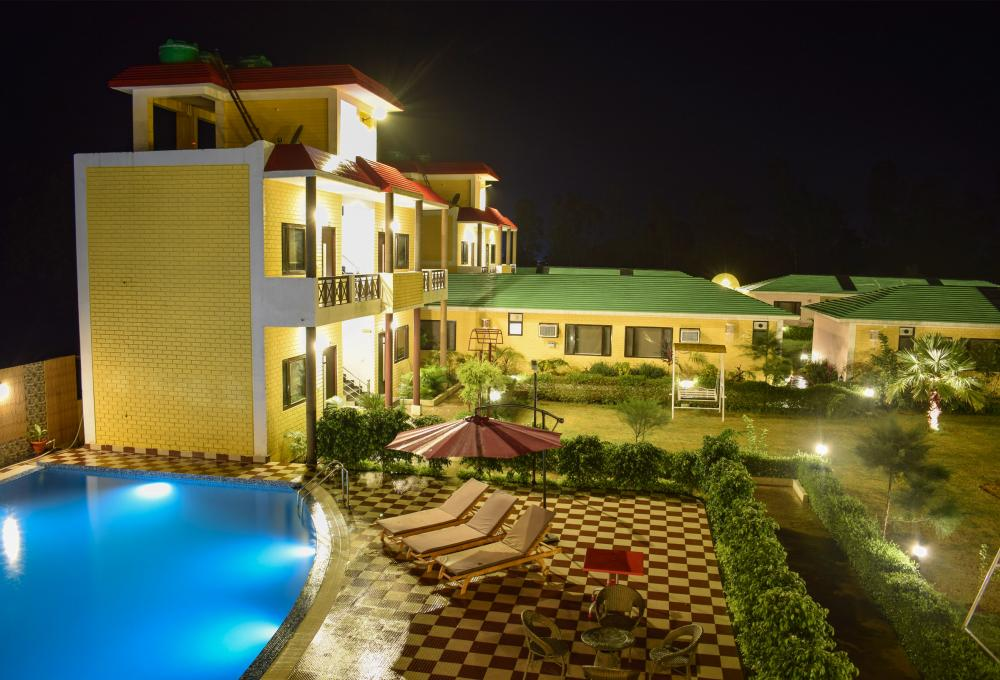 D Hotel and Resort in Bailparao