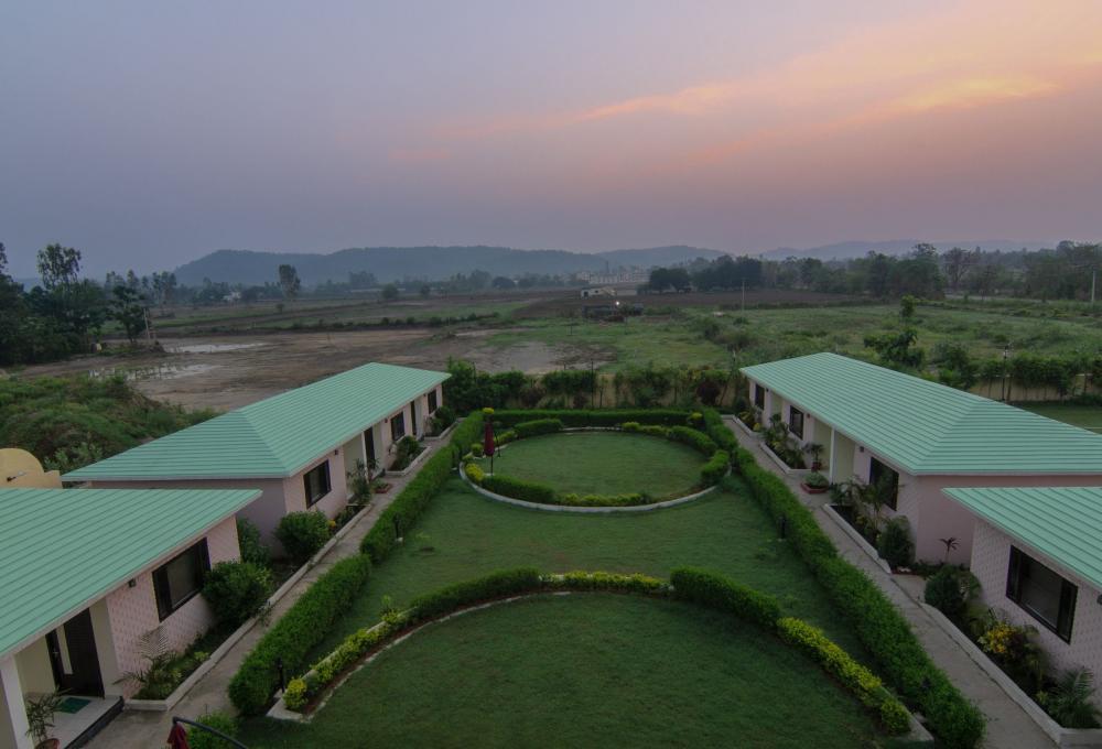 Upper View D Resort