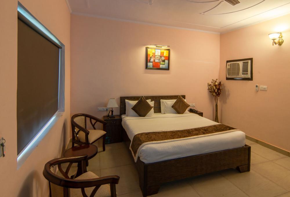 D Hotel and resort in Jim Corbett
