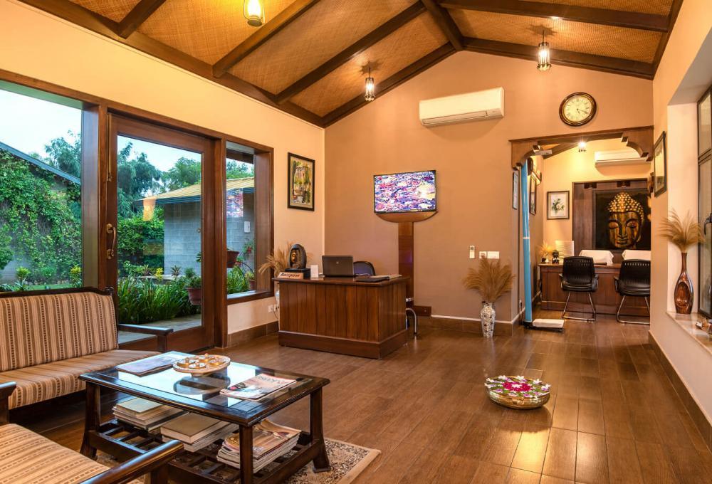 Aahana Resort Corbett