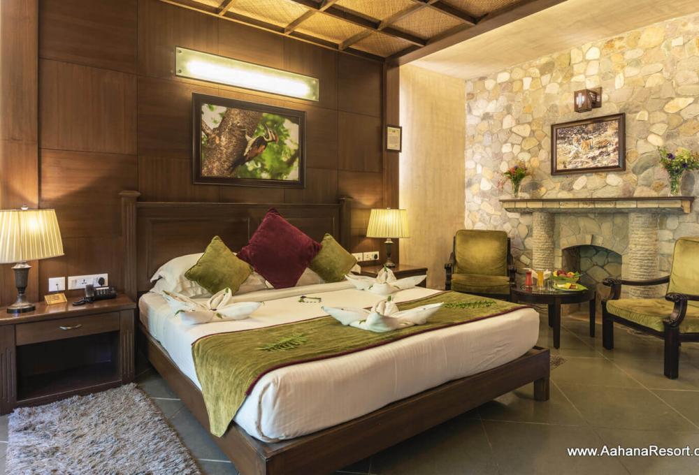 Aahana Resort In Jim Corbett