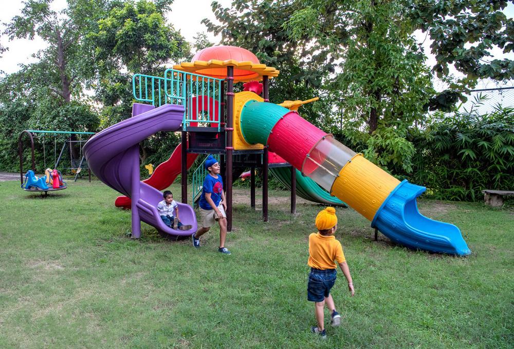 Activity In Aahana Resort