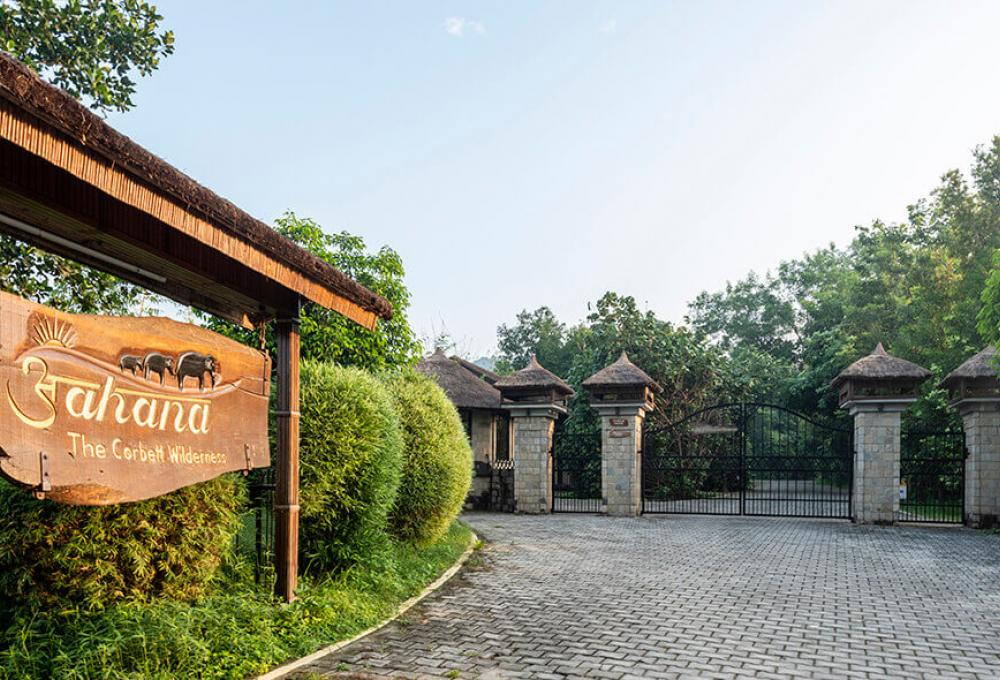 Aahana Resort Jim Corbett