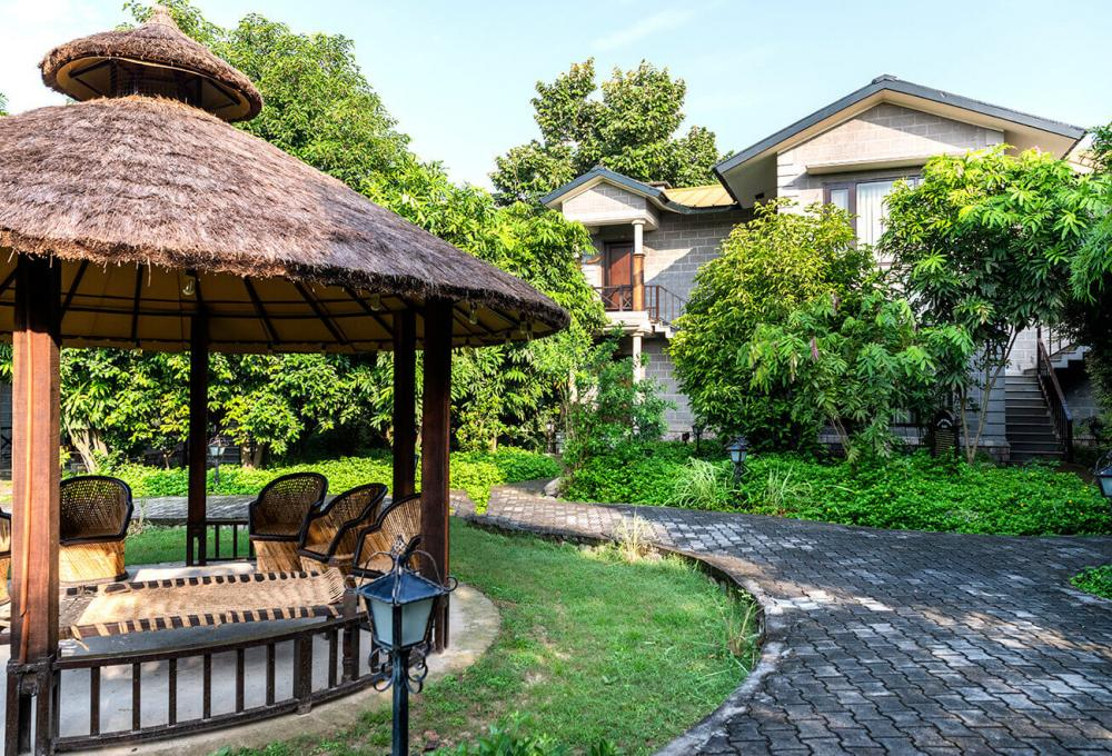 Aahana Resort Jim Corbett