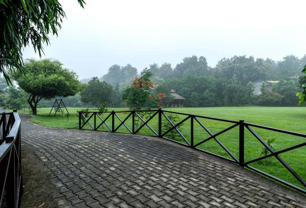 Aahana Resort In Corbett