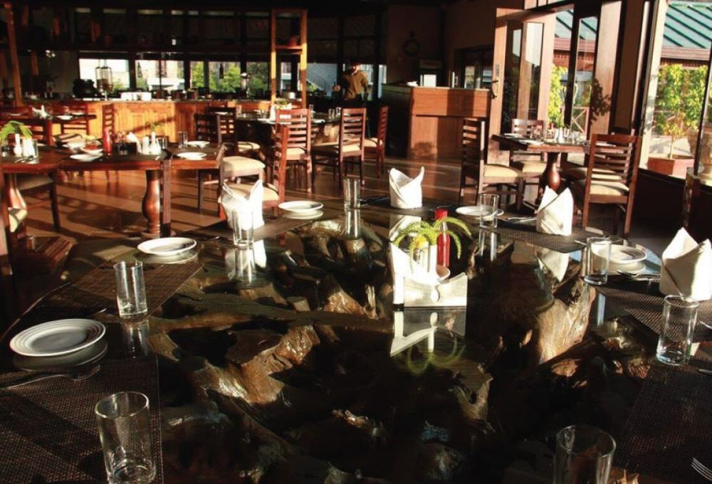 Restaurant Aahana Resort