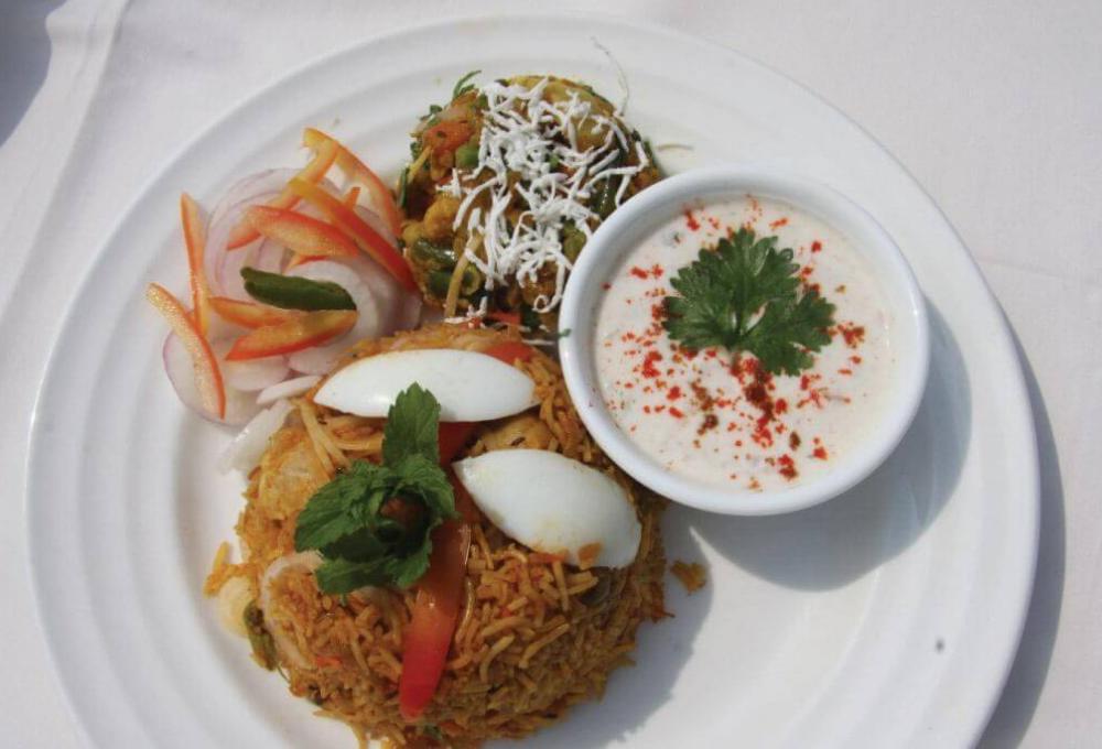 Restaurant Aahana Resort