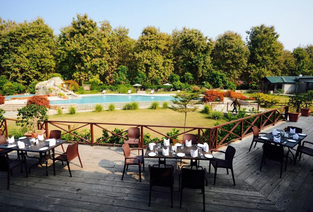 Aahana Resort In Jim Corbett