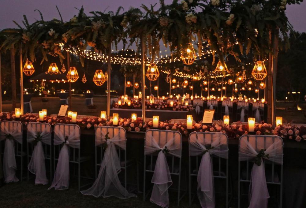 Wedding In Aahana Resort