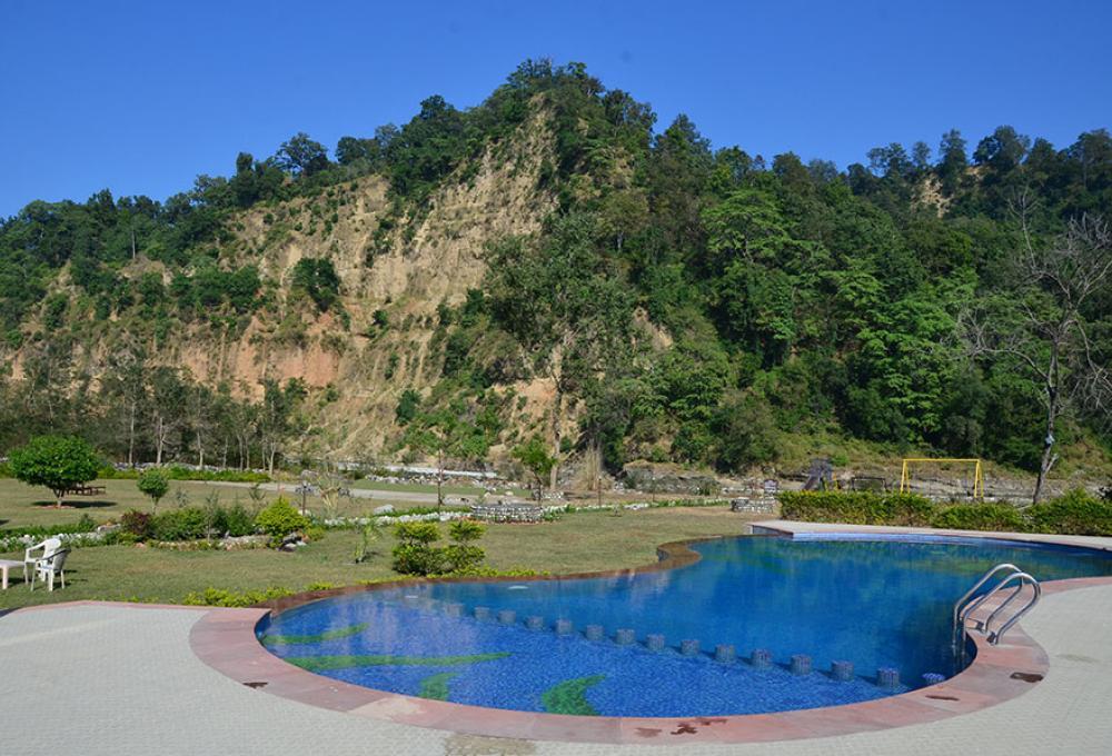 Pratiksha River Retreat in Corbett national park