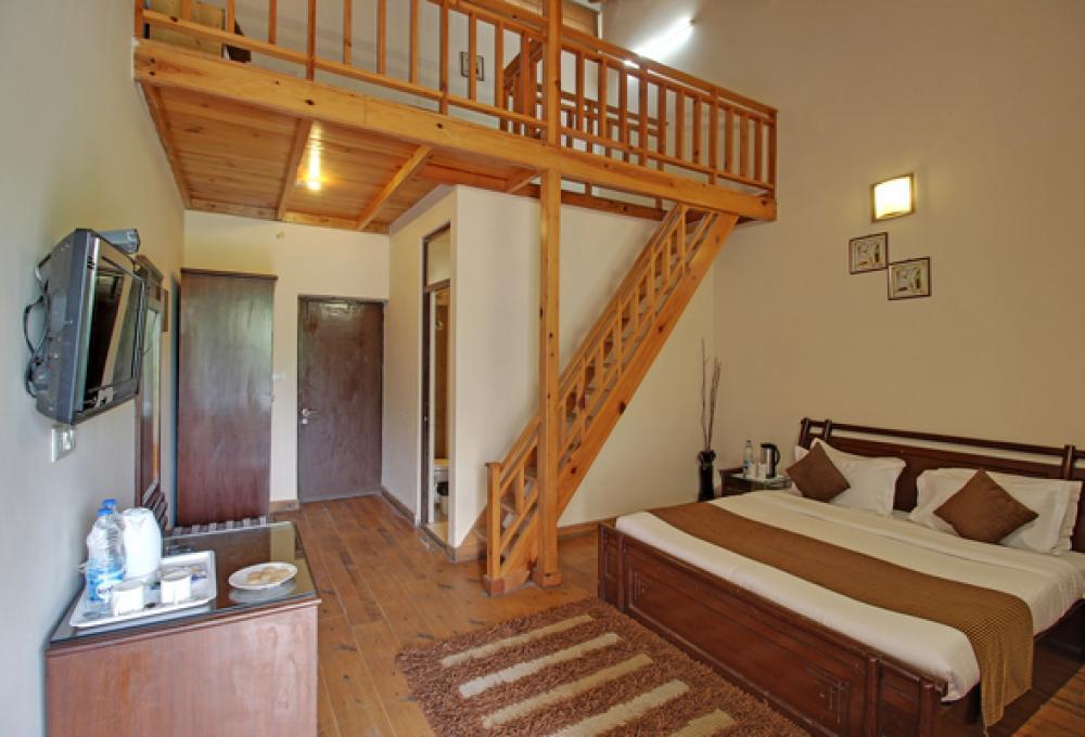Duplex Room Wood castle resort