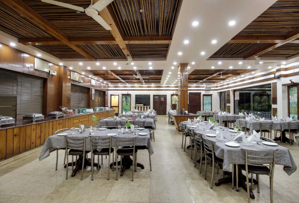Restaurant Wood Castle Spa & Resort