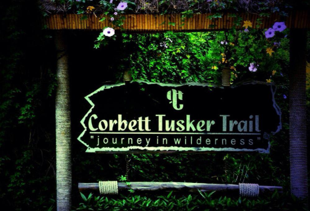 Corbett tusker trail resort