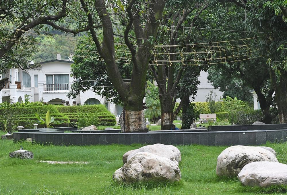 Hridayesh Resort in Corbett