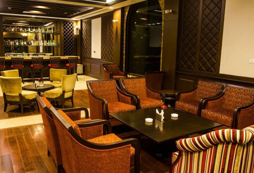 Bar Hridayesh Resort Jim Corbett