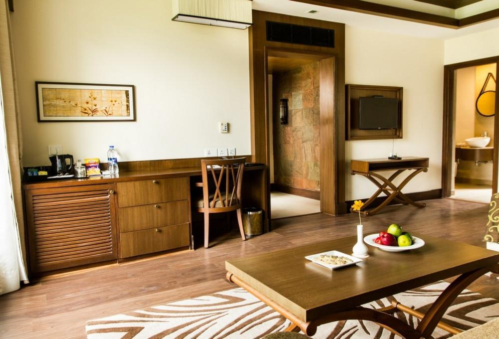 Executive Villa Hridayesh Spa Wilderness Resort