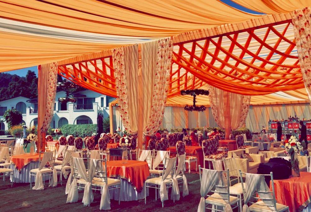 Wedding Hridayesh Spa Wilderness Resort