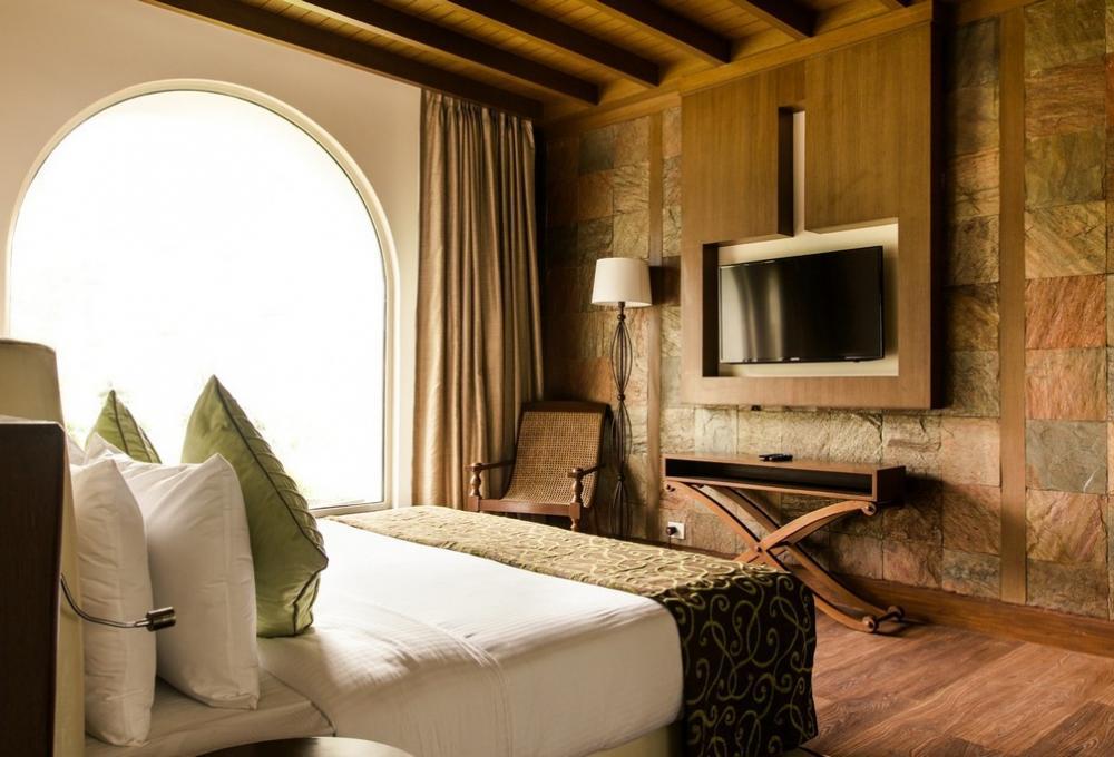 Luxury Villa Hridayesh Spa Wilderness Resort Corbett