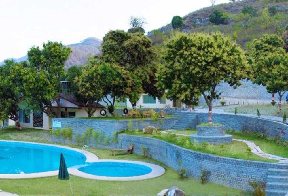 latigre resorts In Jim Corbett