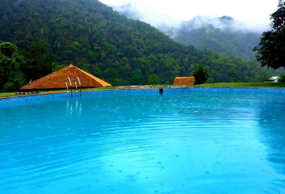 Swiming Pool la tigre resorts