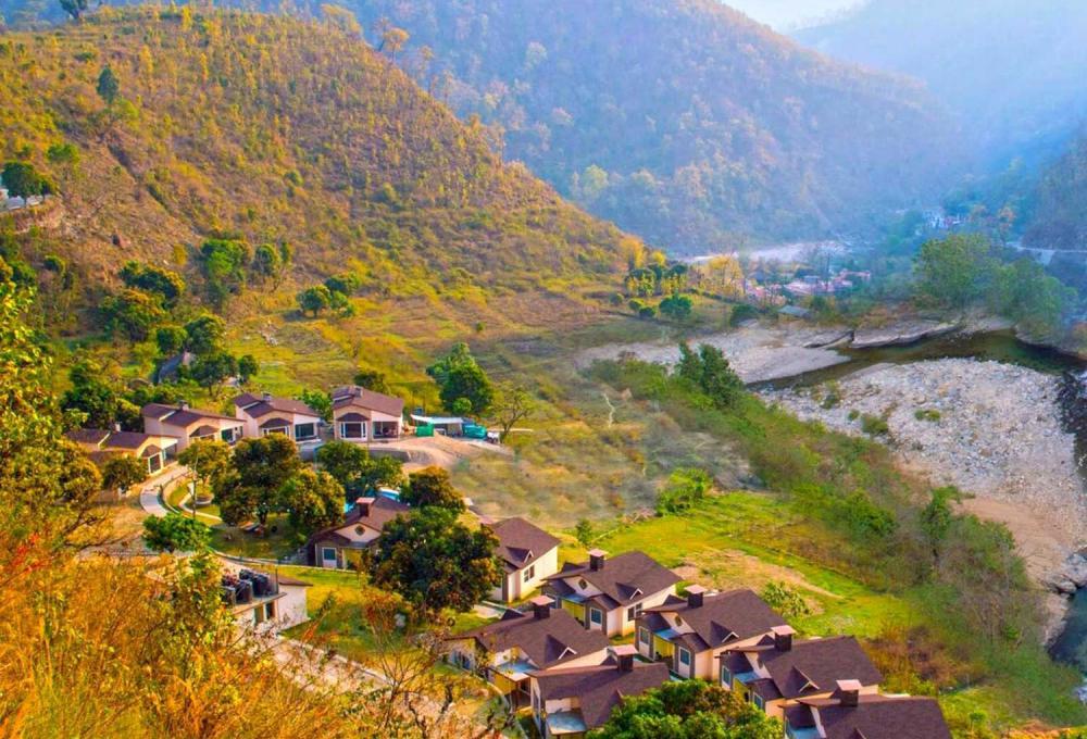 Upper View latigre resorts