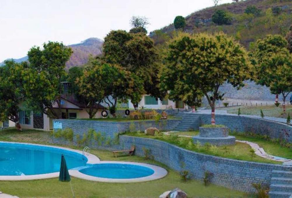 Swiming Pool La Tigre Resort