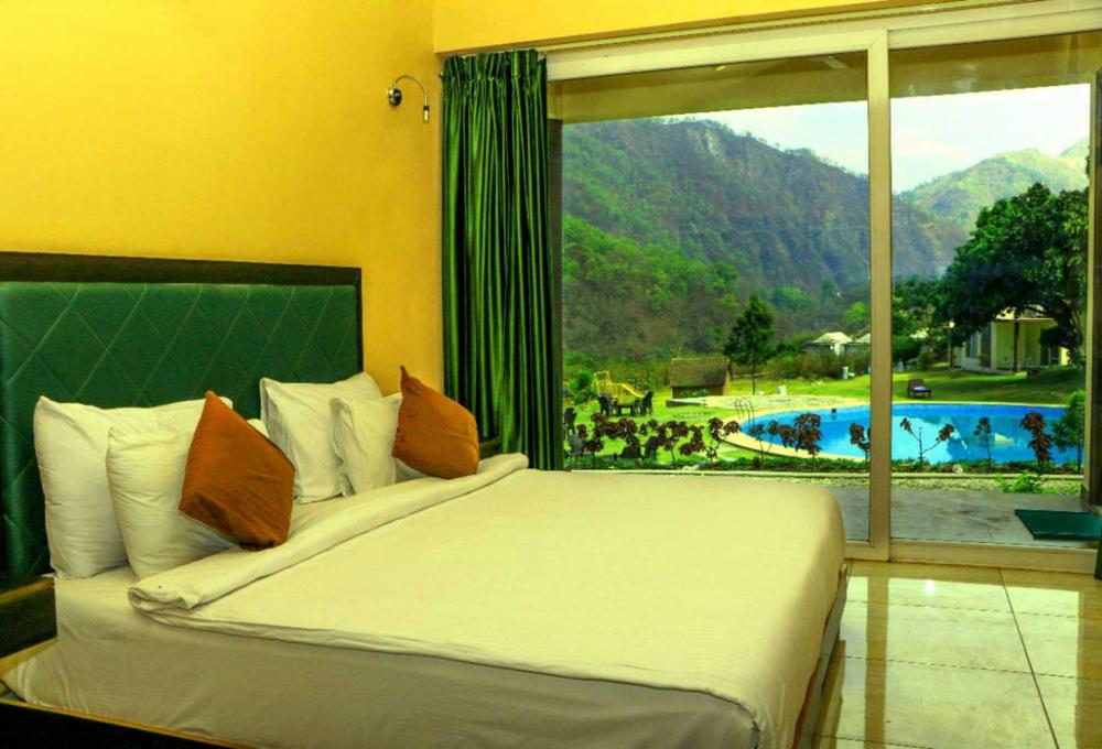 La Tigre Resort Marchula Jim Corbett