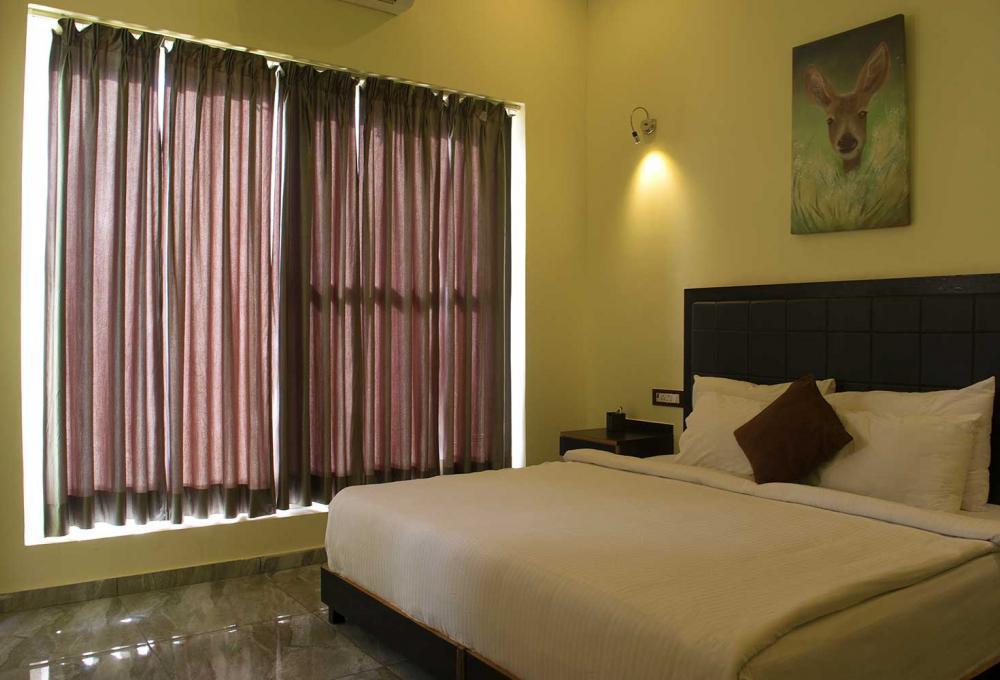 Valley View Room La Tigre Resort