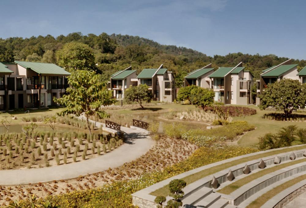 Out Door View Namha Resort