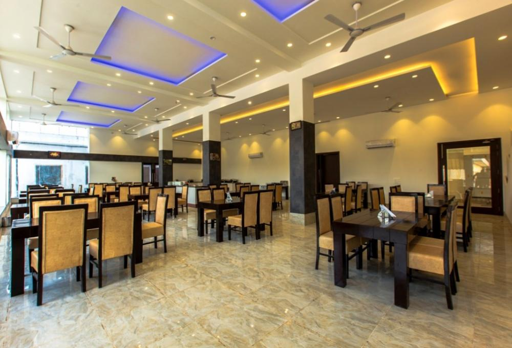 Restaurant Winsome Resort And Spa