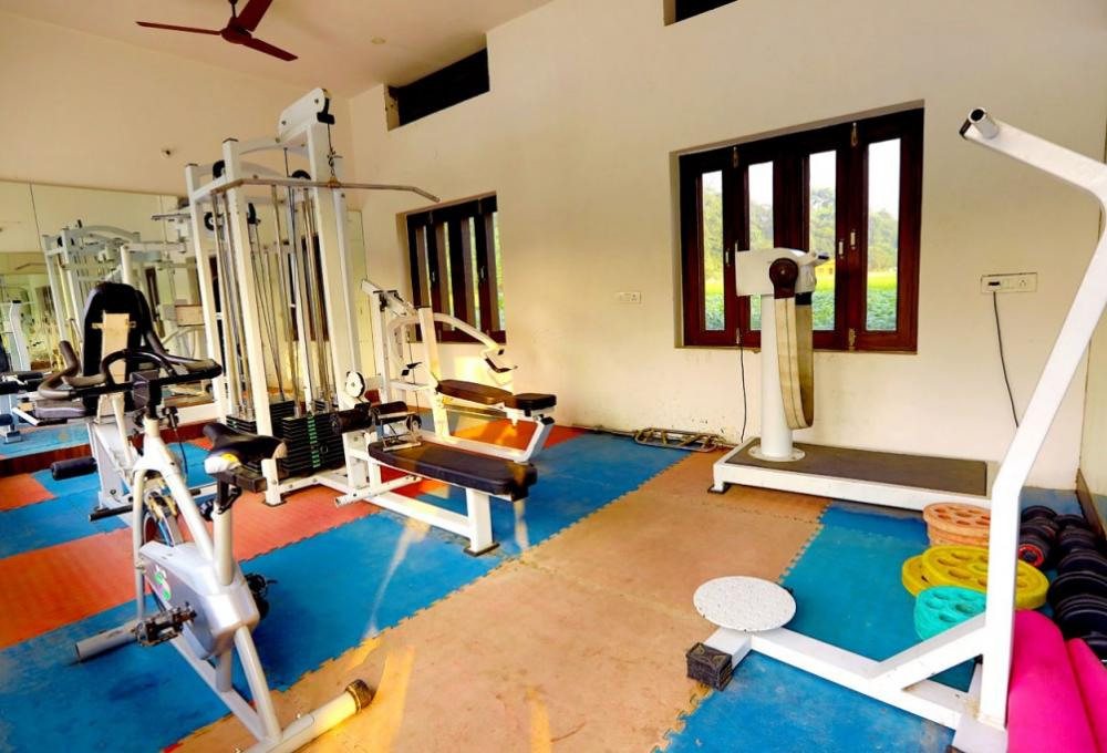 Gym Winsome Resort