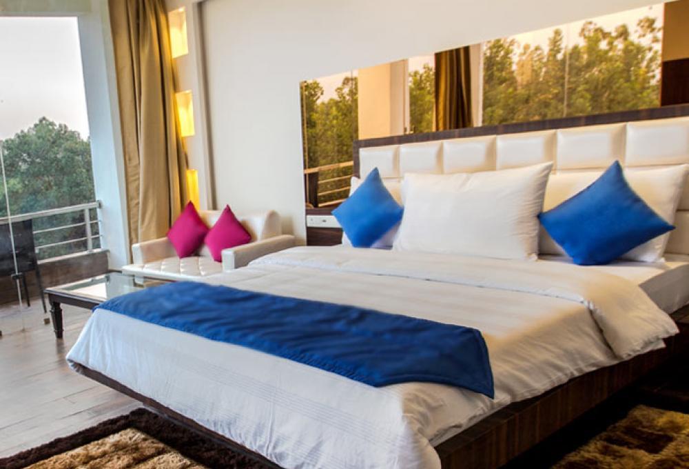 Winsome Resort And Spa In Jim corbett