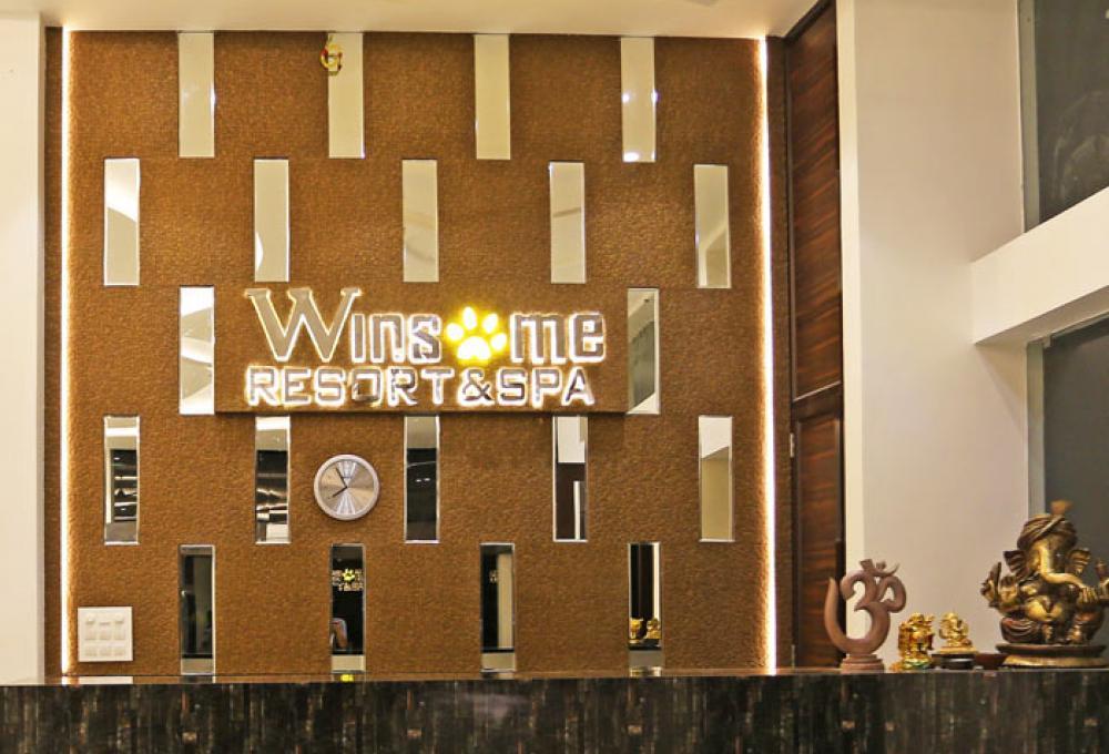 Recepton Winsome Resort
