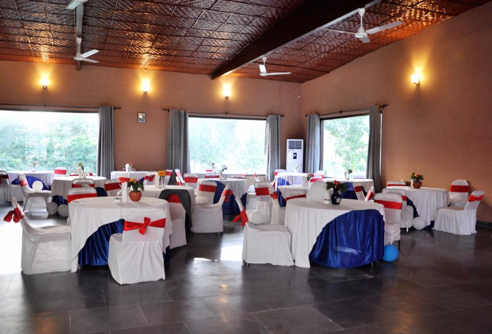 Conference Hall Corbett Riverside Resort