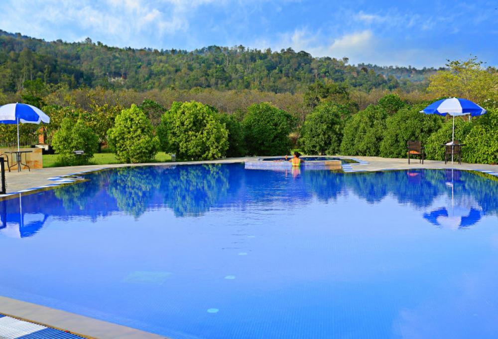 The Golden Tusk Swiming Pool