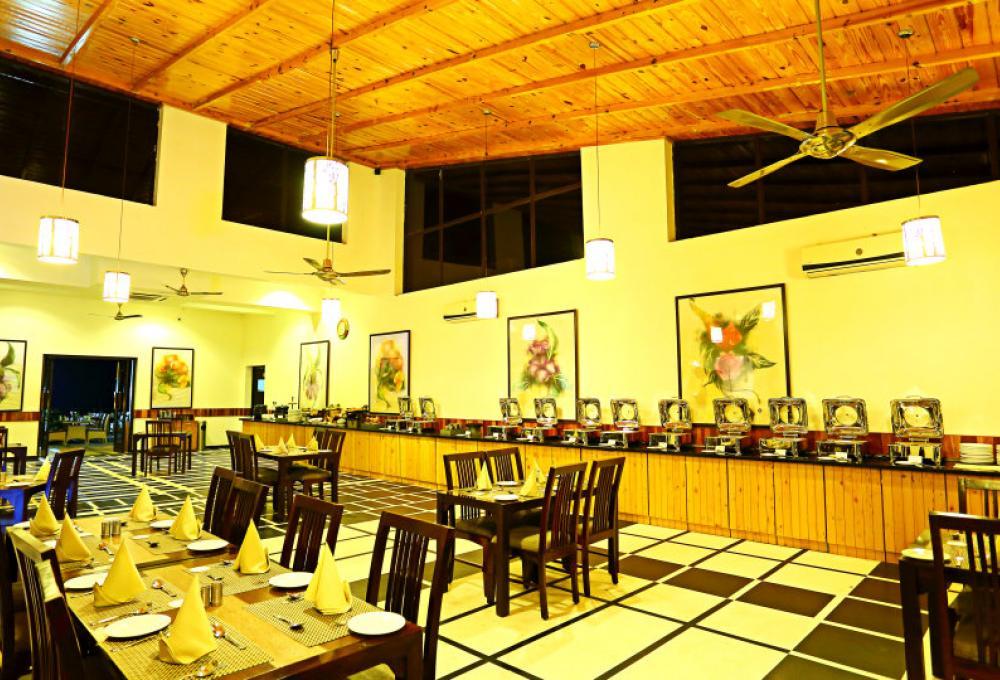 The Golden Tusk Restaurant