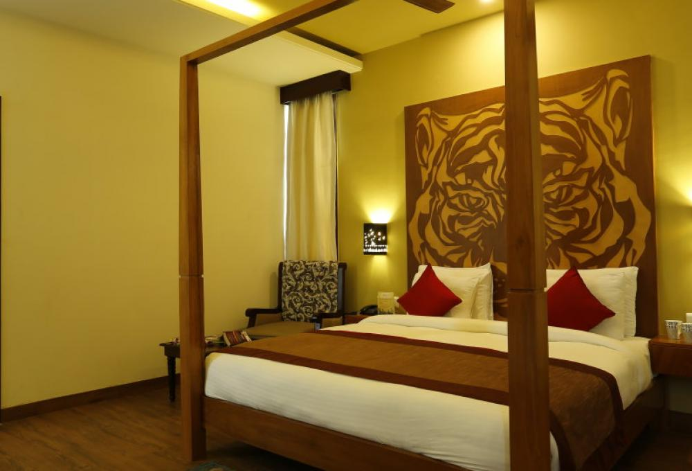 The Golden Tusk Tiger Suite
