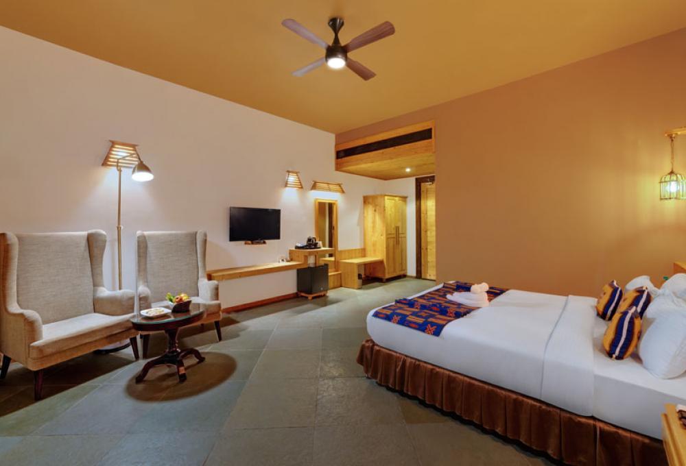 Tarangi Resort In Dhikuli