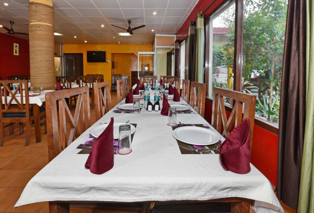 Restaurant Corbett Aroma Havens