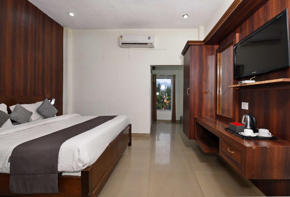 Super Deluxe Room Corbett Aroma Havens