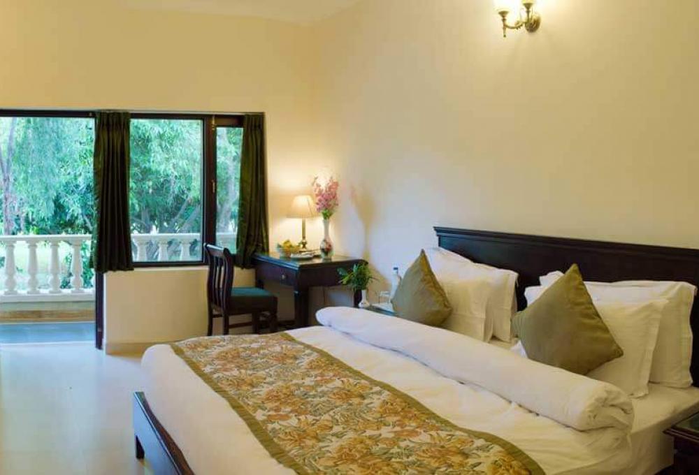 Nadiya Parao Resort Deluxe Room
