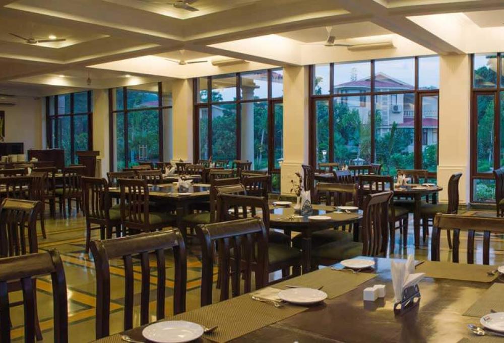 Nadiya Parao Resort Restaurant