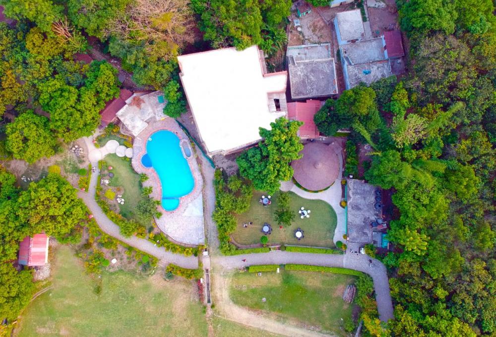 Corbett Wild Resort