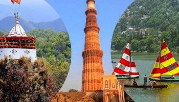 Delhi Corbett Nainital 2 Night Package